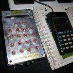 Prototipo HP 35
